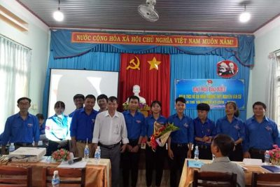 Đoàn trường THPT Nguyễn Văn Cừ tổ chức Đại hội đại biểu Đoàn thanh niên CSHCM năm học 2019-2020