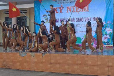 Hội thi văn nghệ chào mừng 37 năm ngày Nhà giáo Việt Nam (20/11/1982 – 20/11/2019)
